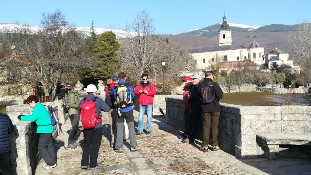 Excursión Cascadas del Purgatorio (21-2-2019)