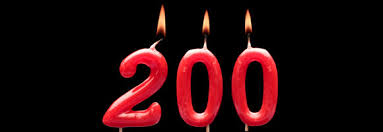 ¡¡Ya somos 200!!