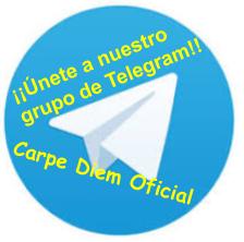 Nuevo grupo oficial Telegram
